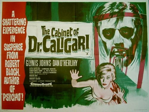 CabinetOfDoctorCaligari1962rrBQ225