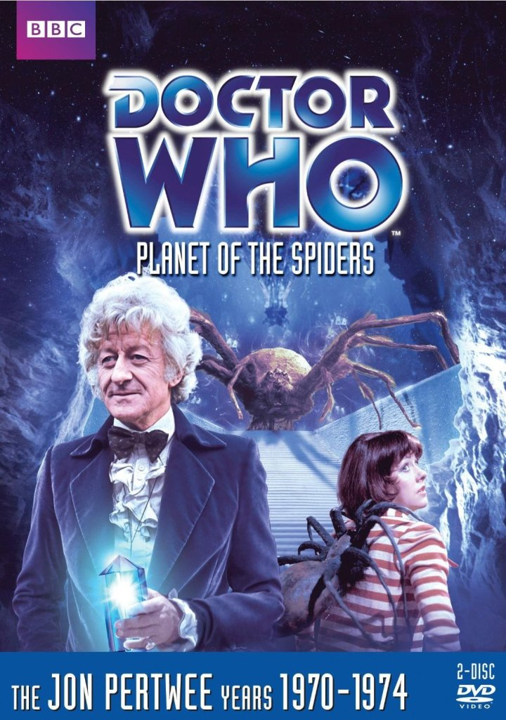 DOCTOR-WHO-PLANET-OF-THE-SPIDERS
