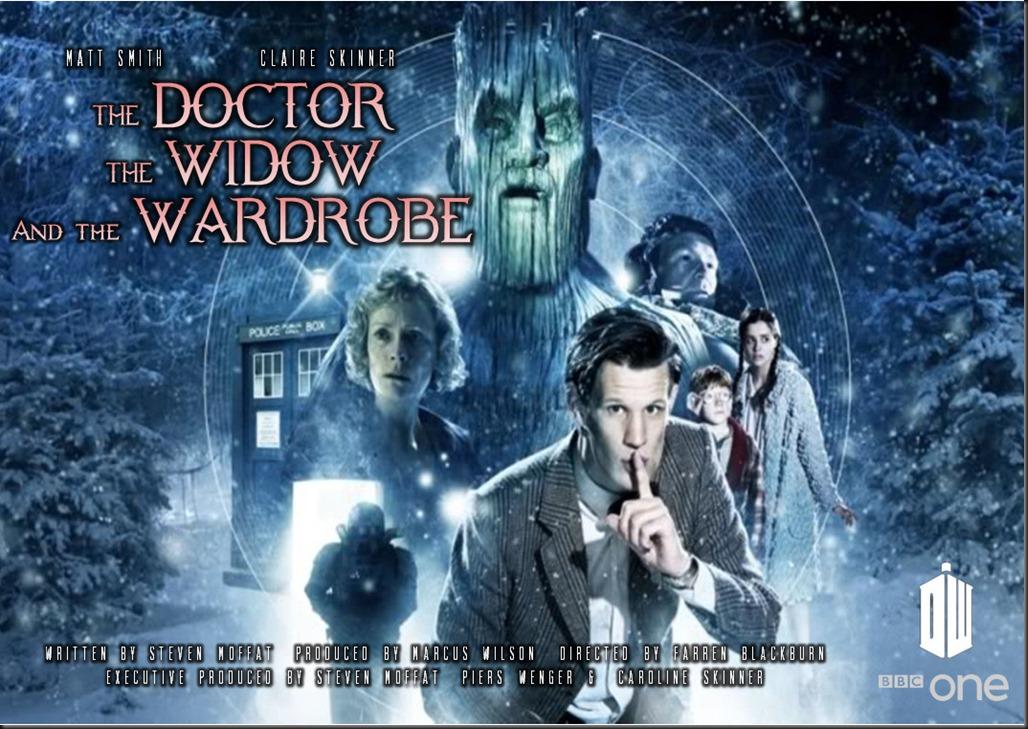 Doctor Widow Wardrobe