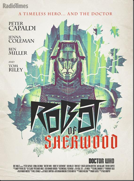 Robot of Sherwood